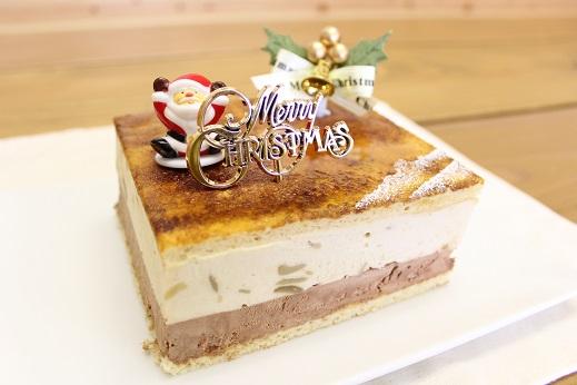 2014年 クリスマス ケーキ サンマルク 高千穂 カフェ アンソレイユ