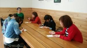 ヘアメイク 講座 高千穂 スイーツ カフェ
